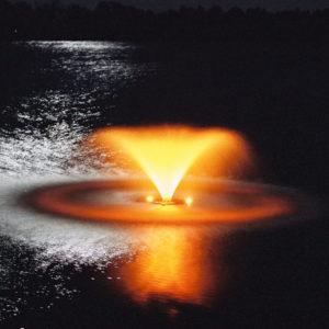 WATERGLOW FOUNTAIN & AERATOR LIGHTNING